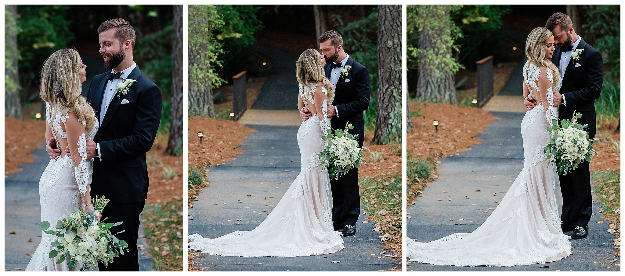 The Umstead Hotel & Spa Wedding Cary NC
