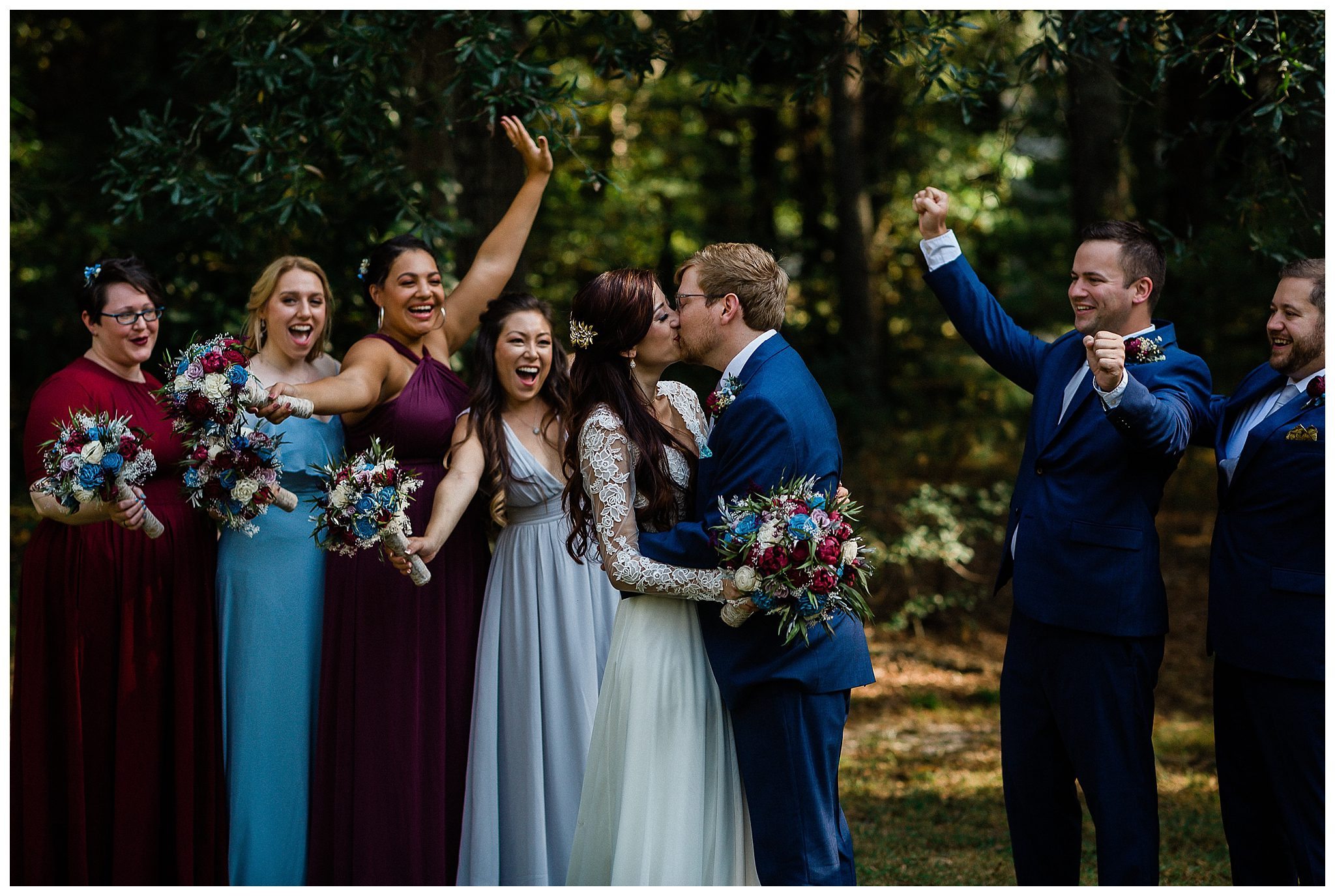 Raleigh NC Luxury Wedding Photographer